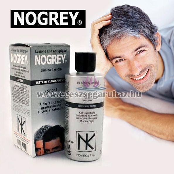 NOGREY® Lotion - színvisszaállító, pigmentfokozó tonik