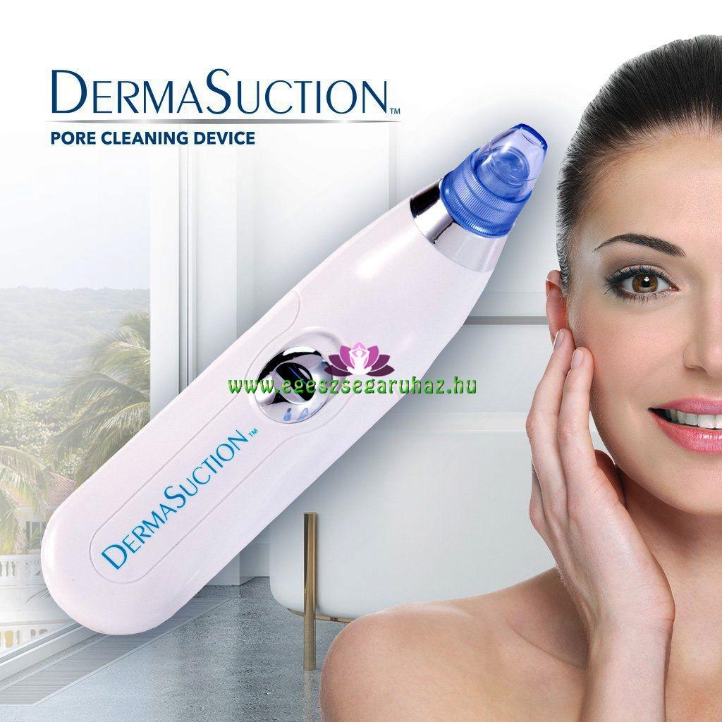 DermaSuction - vákuumos bőrtisztító