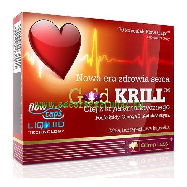 Gold Krill olaj - a szupererő