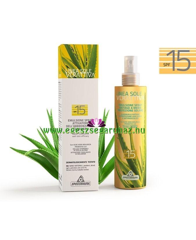Verattiva® 15 faktoros Napozóspray